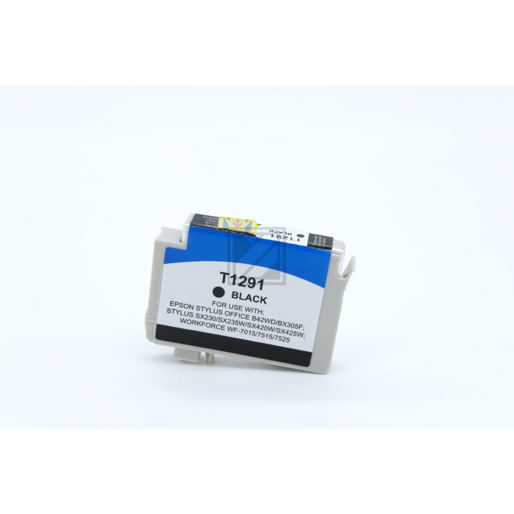 Alternativ Tinte Black für Epson / C13T12914010 / 11,2ml