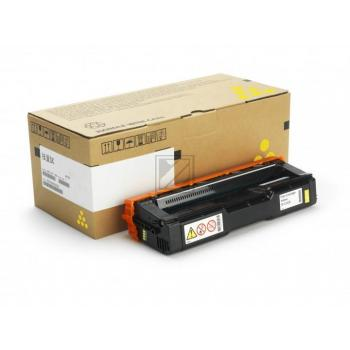 Ricoh Cartridge SP C252 Yellow HC (407719) 6k VE 1 / 407719