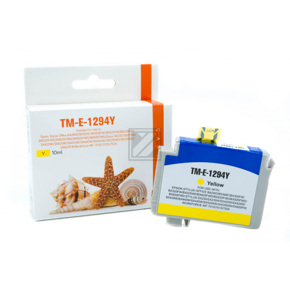 Alternativ Seestern Tinte Yellow / C13T12944010 / 10ml