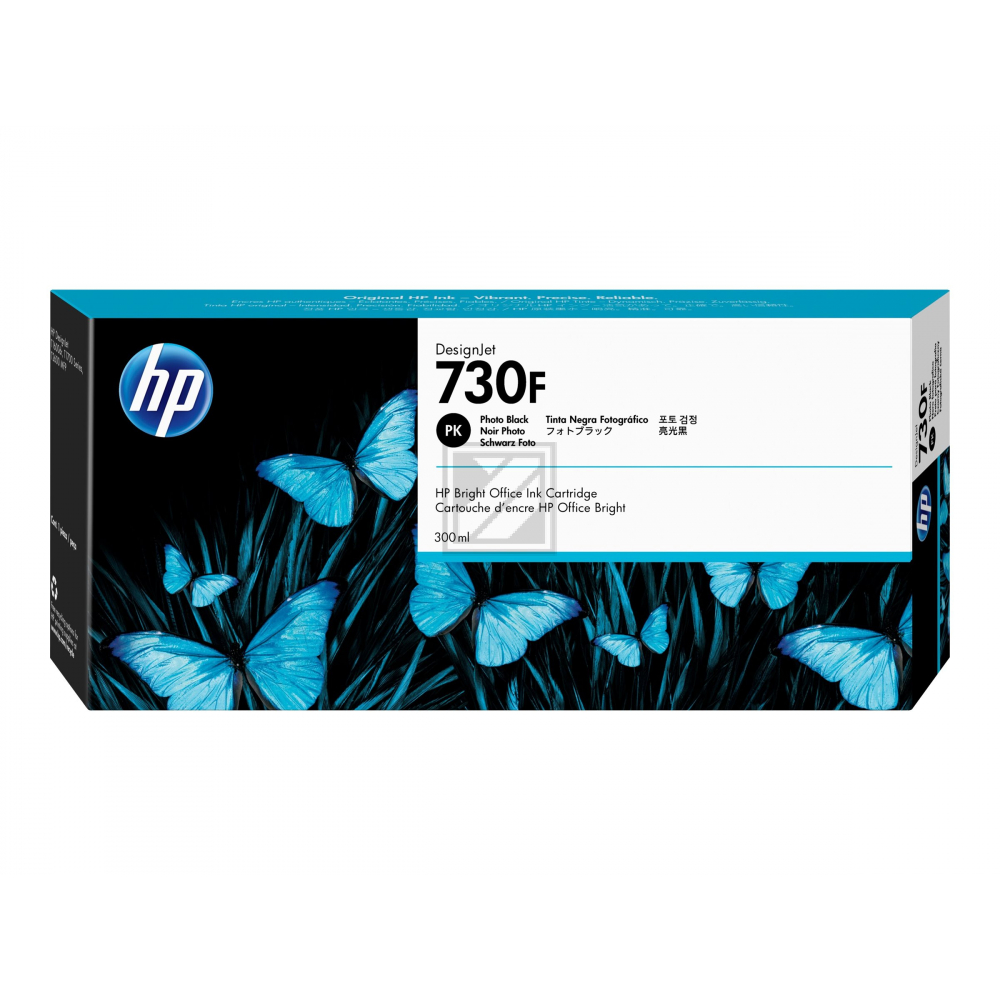 1XB28A HP DNJ T1600 TINTE PHOTO BLACK / 1XB28A