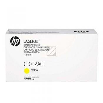 HP CONTRACT Cartridge No.646A Yellow (CF032AC) 12, / CF032AC