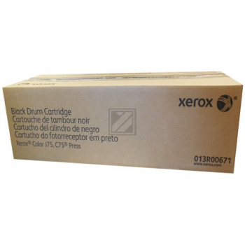 Xerox Drum Black (013R00671) VE 1 Stück Color J75, / 013R00671