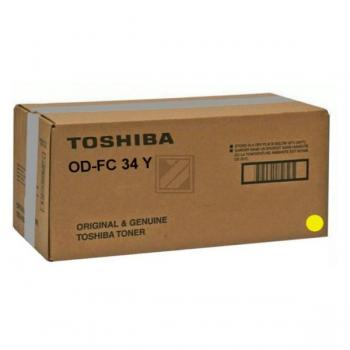 Toshiba Drum ODFC34Y Yellow 30k (6A000001579) VE  / 6A000001579