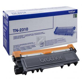 TN2310 Original Toner Black für Brother DC / TN2310 / 1.200 Seiten