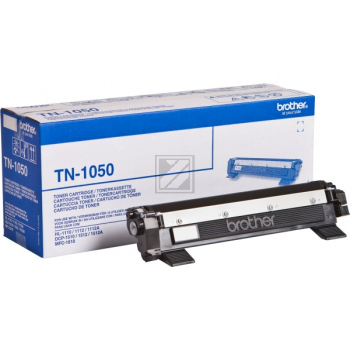 TN1050 Original Toner Black für Brother / TN1050 / 1.000 Seiten
