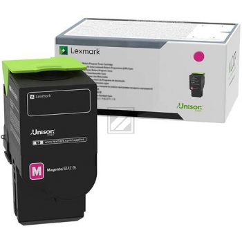 LEXMARK C230H30 Magenta High Yield Toner Cartridge / C230H30