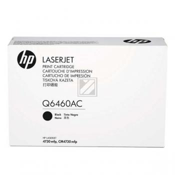 HP CONTRACT Cartridge No.644A Black (Q6460AC) 12k  / Q6460AC