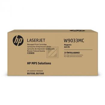 W9033MC HP MANAGED E67550 CARTRIDGE MAG / W9033MC