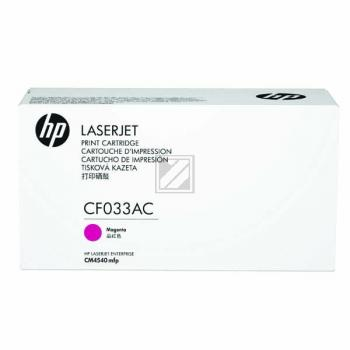 HP CONTRACT Cartridge No.646A Magenta (CF033AC) 12 / CF033AC