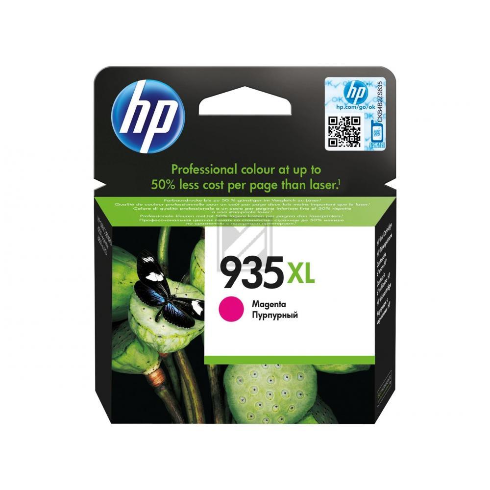 C2P25AE / Nr.935XLM Original Tinte Magenta für HP / C2P25AE / 825 Seiten