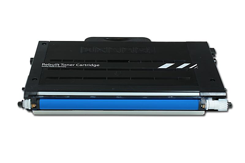 TONCLP500C Alternativ Toner Cyan für Samsung  / CLP 500 D5C/ELSK / 5.000 Seiten