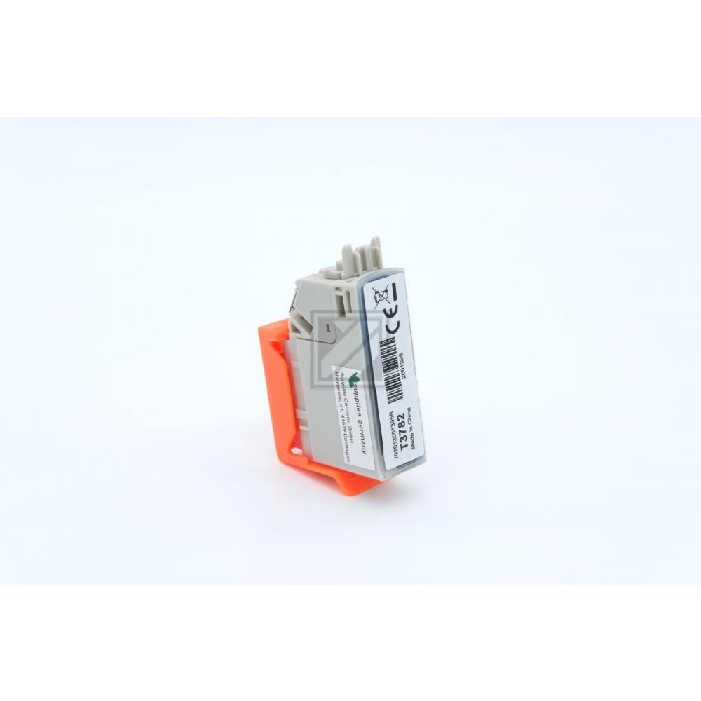 Alternativ Tinte Cyan für Epson / C13T37824010 / 830 Seiten