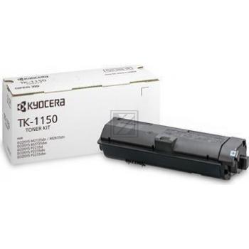 TK1150 /1T02RV0NL0 Original Toner Black für Kyoce / 1T02RV0NL0/TK1150 / 3.000 Seiten