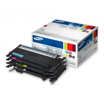 CLP360/CLTP406C/ELS Original Rainbowkit für Sams  / CLTP406CELS/SU375A /je 1 x (BKCMY)