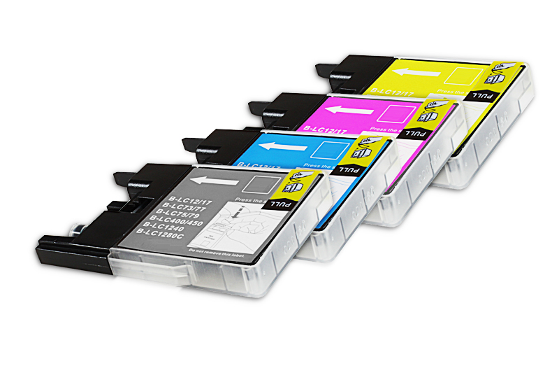 LC1280XLY Alternativ Seestern Tinte Yellow für / LC1280XLY / 16,6ml