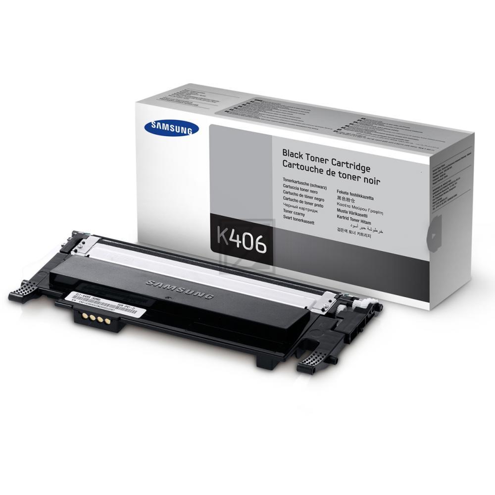 CLP360BK /CLTK406S/ELS Original Toner Black für S / CLTK406S/ELS / 1.500 Seiten
