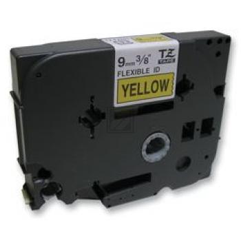 TZEFX621 / original / Farbband black yellow / TZEFX621