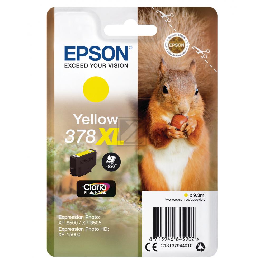 Epson Ink Cart. C13T379440 für Expression Premium  / C13T37944010