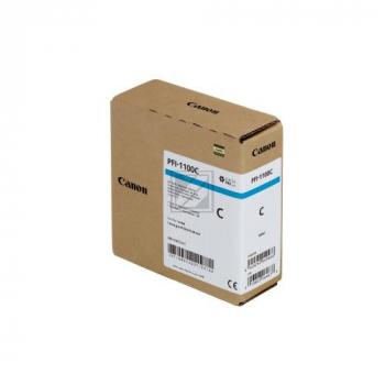 CANON PFI1100 Tinte cyan Standardkapazität 160ml  / 0851C001AA