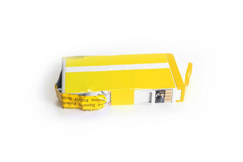 BULK 935XLY Alternativ Tinte Yellow für HP / C2P26AE / 11ml