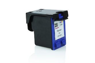 BULK 28A Alternativ  Tinte Color für HP  / C8728AE / 17ml