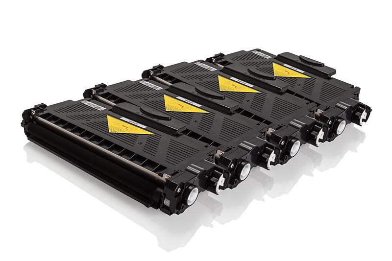 4er Set TONTN2320XXXL Alternativ Toner Black für B / TN2320XXXL / 4x10.400 Seiten