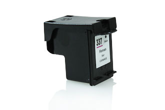 BULK 337 Alternativ Tinte Black für HP / C9364EE / 20ml