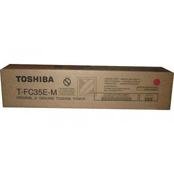 TFC35M // Magenta // original // Toner f. Toshiba / 6AJ00000052 / 5.000 Seiten