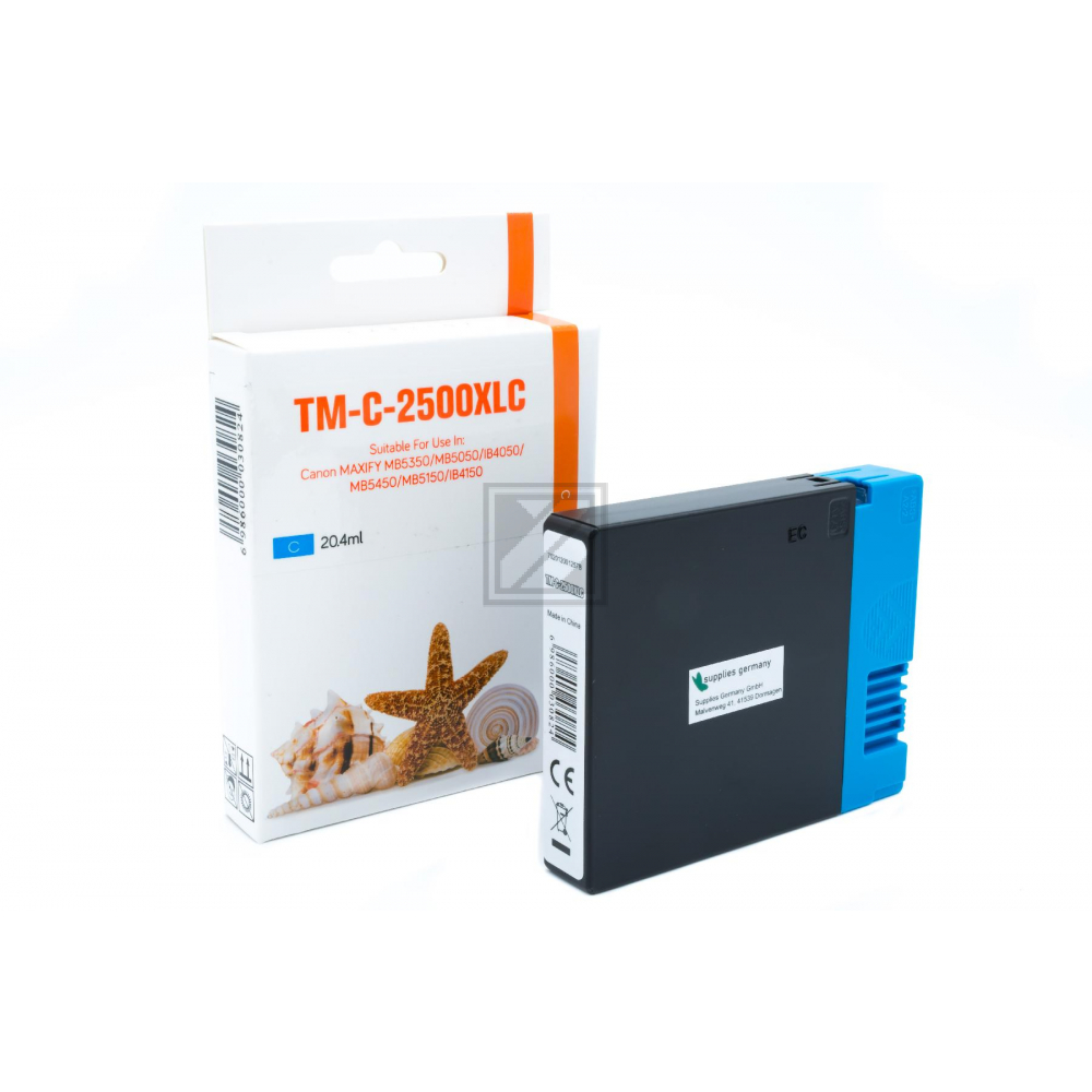 Alternativ Seestern Tinte Cyan für / 9265B001 / 20,4ml