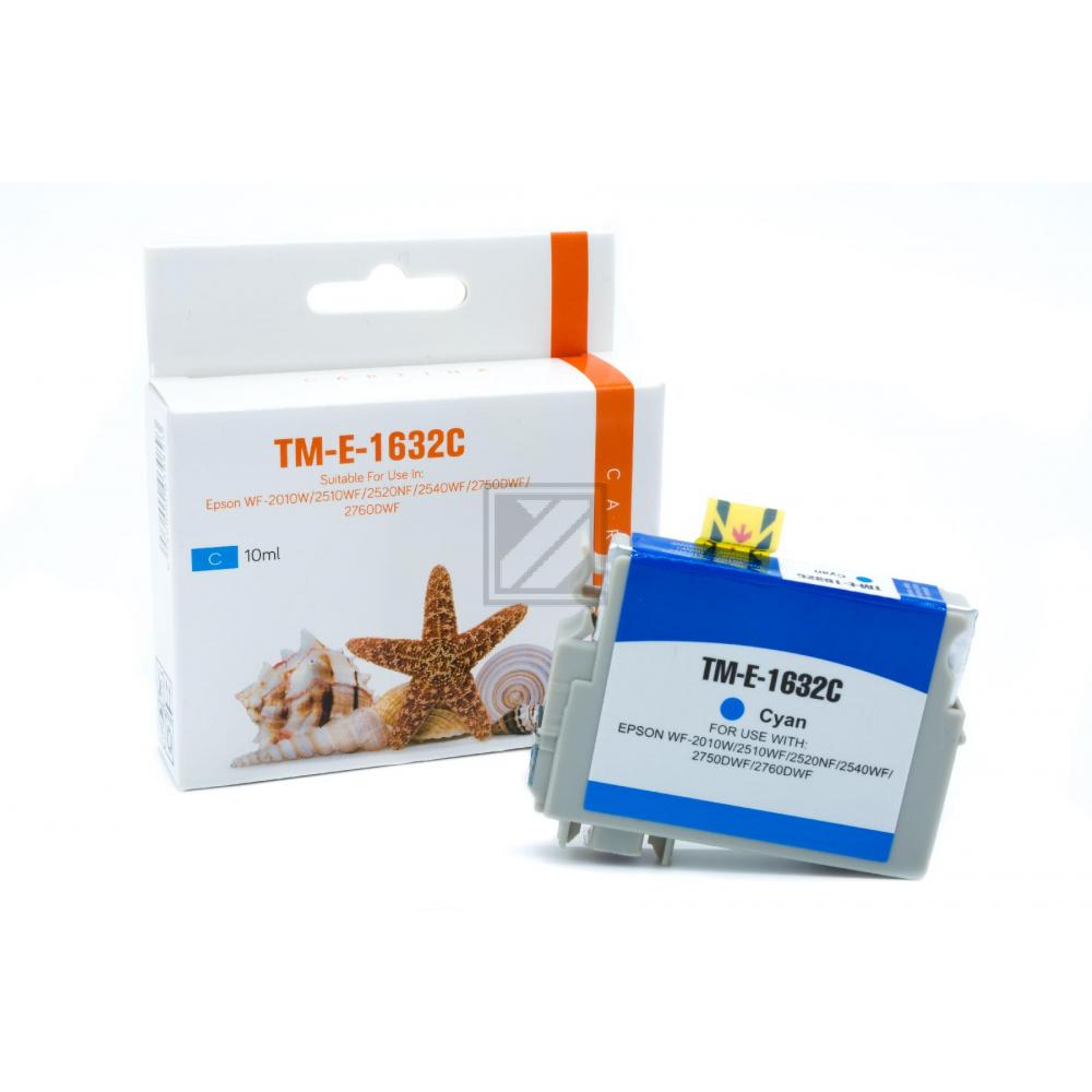 Alternativ Seestern Tinte Cyan / C13T16324010 / 10ml