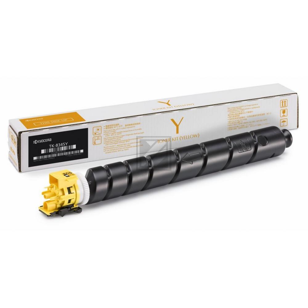 TK8515Y/1T02NDANL0 Original Toner Yellow für Kyo / 1T02NDANL0 / TK8515Y/ 20.000 Seiten