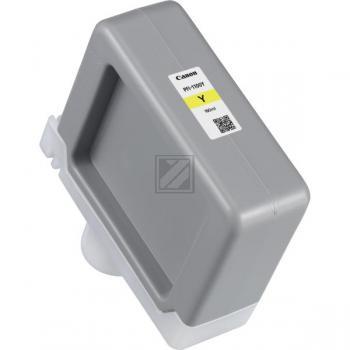 CANON PFI1100 Tinte gelb Standardkapazität 160ml  / 0853C001AA