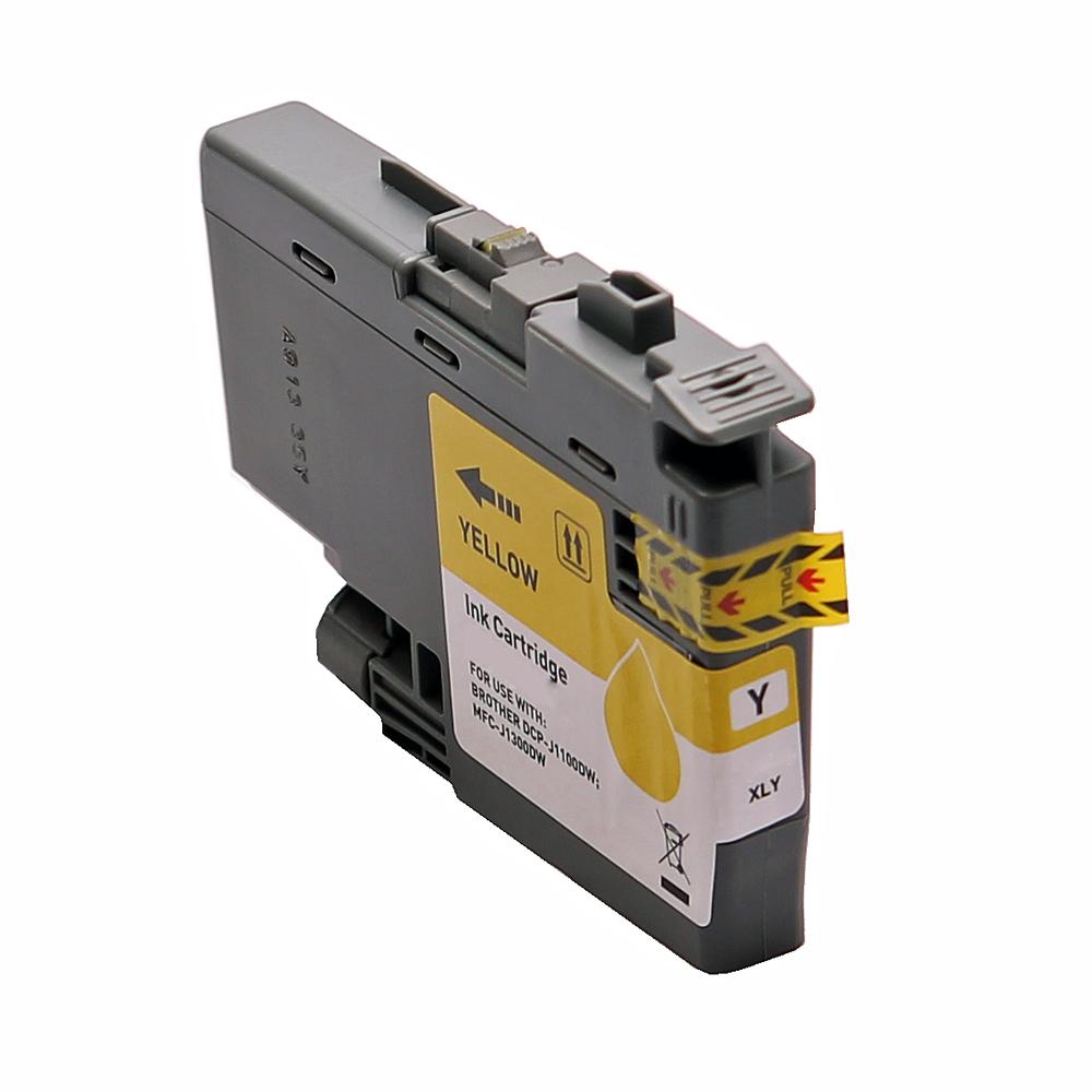 LC3235XLY Alternativ Seestern Tinte Yellow für / LC3235XLY / 5.000 Seiten