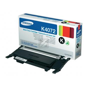 CLP325BK /CLTK4072S/ELS Original Toner Black  / CLTK4072SELS /1.500 Seiten