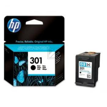CH561EE / Nr.301BK Original Tinte Black für HP / CH561EE / 3 ml