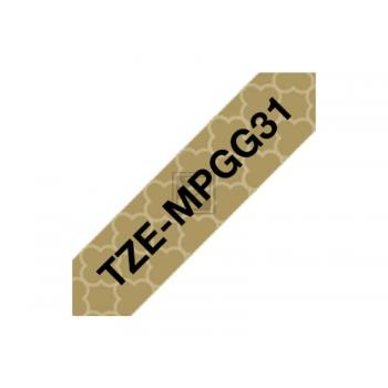 Brother Band TZeMPGG31 12mm / TZEMPGG31