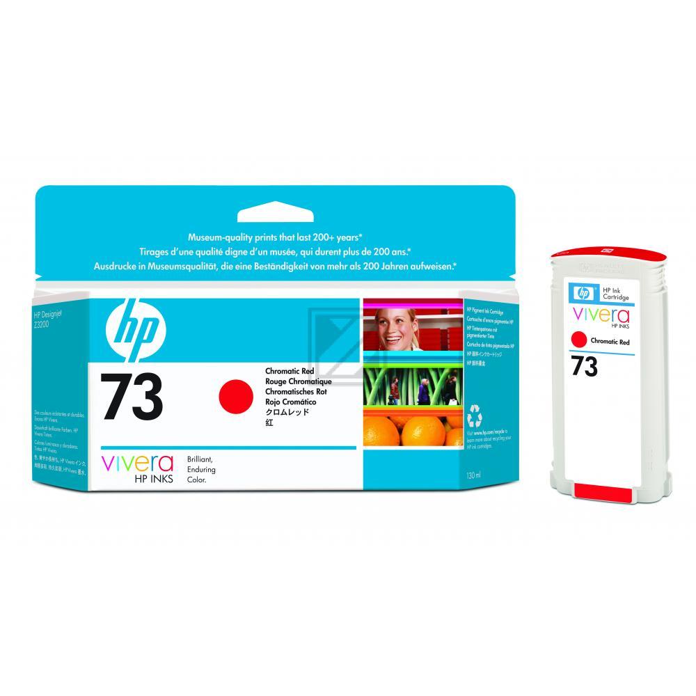 Nr.73 // CD951A // Red // original // Tinte f. HP / CD951A