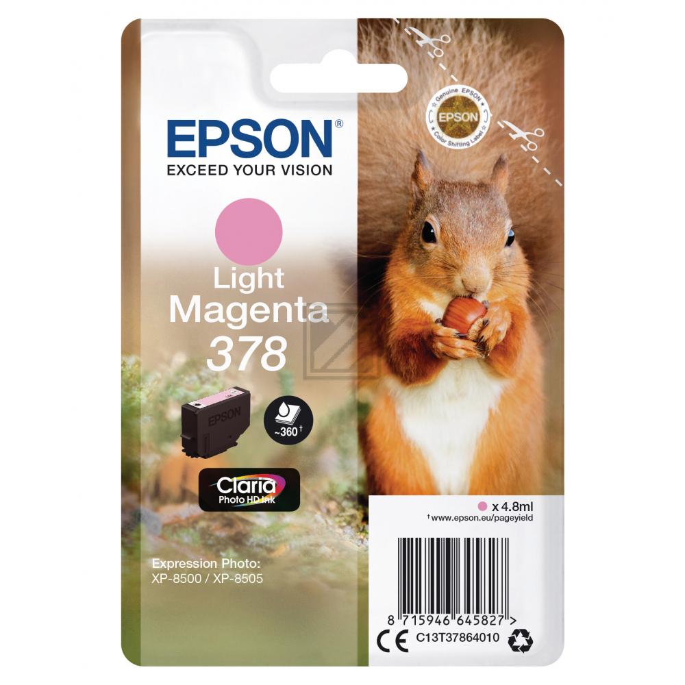 Epson Ink Cart. C13T378640 für Expression Premium  / C13T37864010