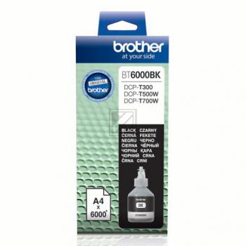 BROTHER BT6000BK Ink Brother BT6000BK black  6000p / BT6000BK