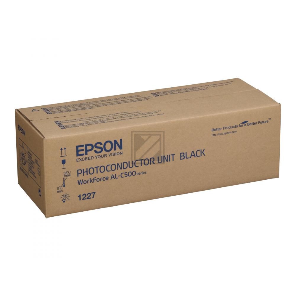 EPSON ALC500DN Fotoleitereinheit schwarz Standard / C13S051227