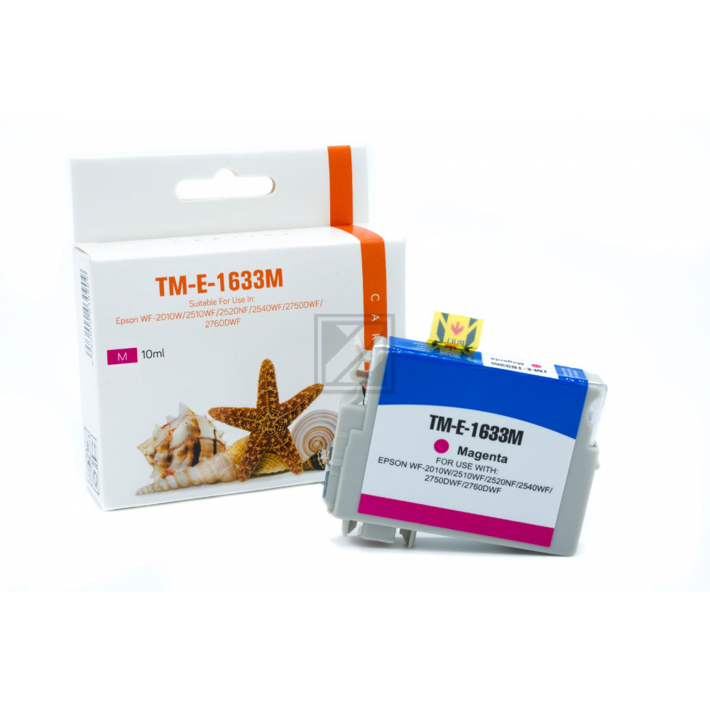 Alternativ Seestern Tinte Magenta / C13T16334010 / 10ml