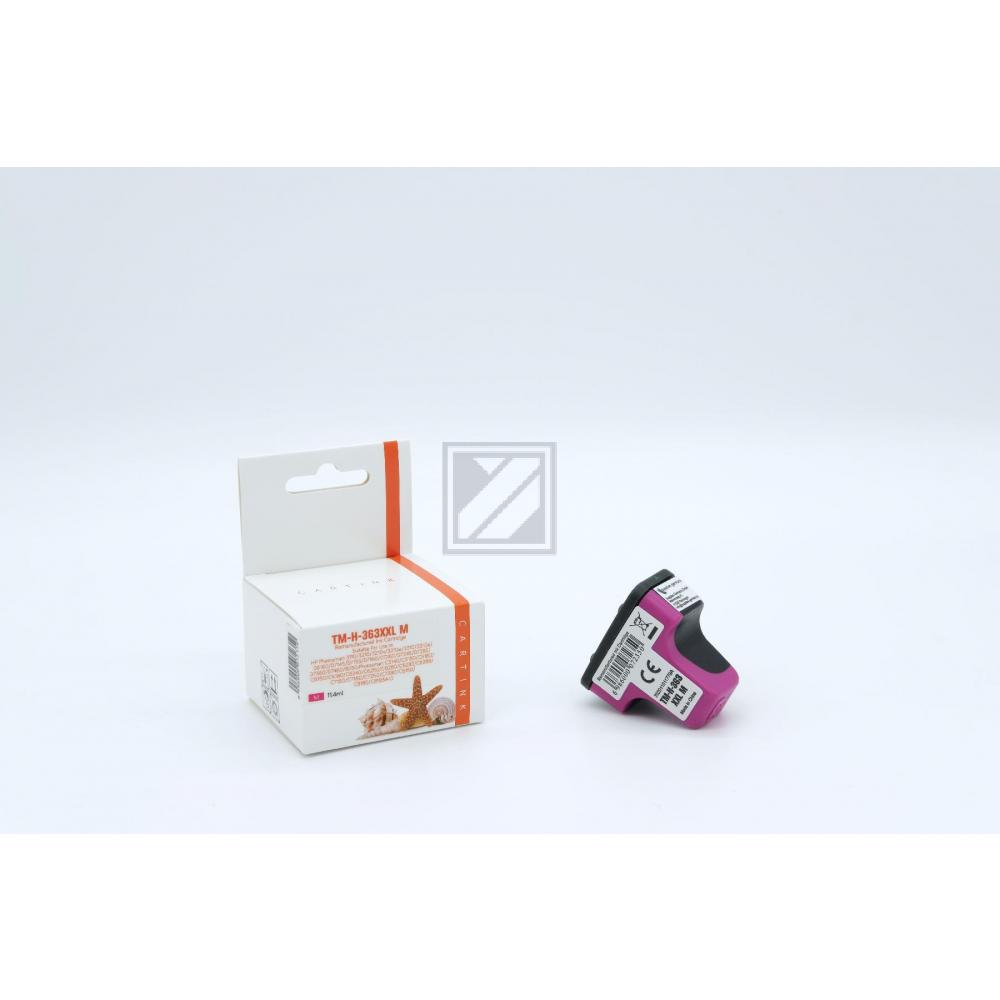 Refill Tinte  Magenta für HP / C8772EE / 11,4ml