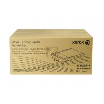 XEROX WC6400 transfer belt Standardkapazität 120.0 / 108R00816