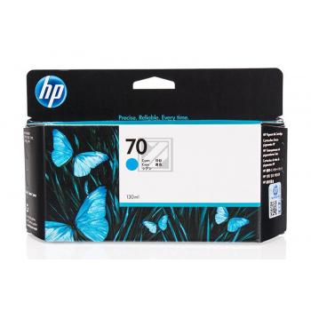 Nr.70 // C9452A // Cyan // original // Tinte f. HP / C9452A