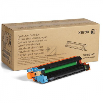 Xerox VersaLink C500 Cyan  Drumcartridge / 108R01481