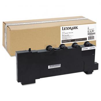 C540X75G Original Resttonerbehälter für Lexmark / C540X75G / 18.000 Seiten