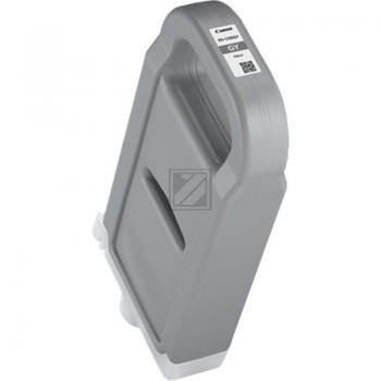 0781C001 // CANON PFI1700 Tinte grau Standardkapazität / 0781C001 // 700 ml