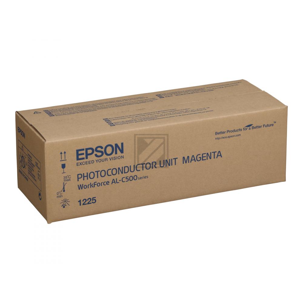 EPSON ALC500DN Fotoleitereinheit magenta Standard / C13S051225