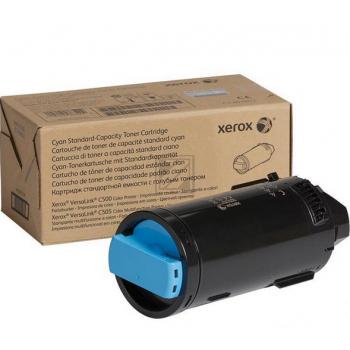 106R03859 // XEROX XFX Toner cyan Standard Kap. / 106R03859 // 2.400 Seiten