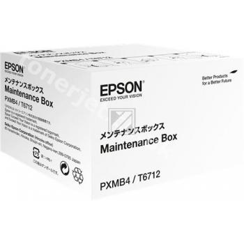 C13T671200 // Epson Wartungsbox für WF8510DWF / C13T671200